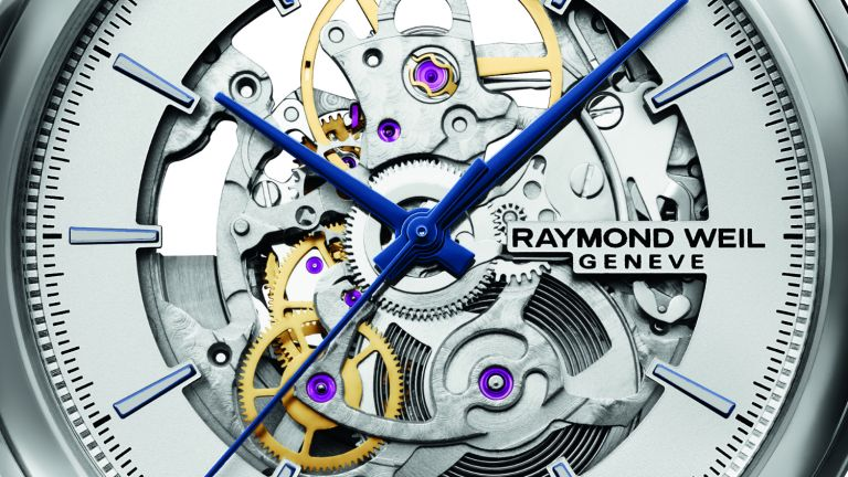 Raymond Weil\'s new Maestro Skeleton sheds everything aside from the ...