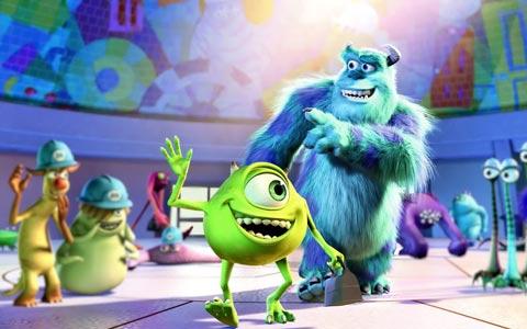 Film Lebaran Pixar