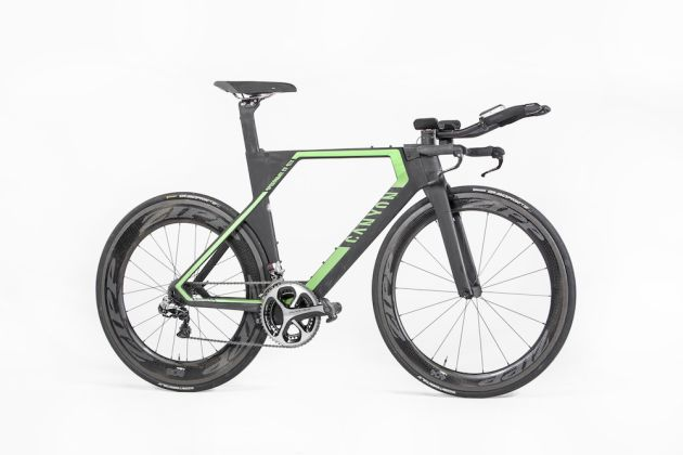 Canyon Speedmax CF SLX TT bike review