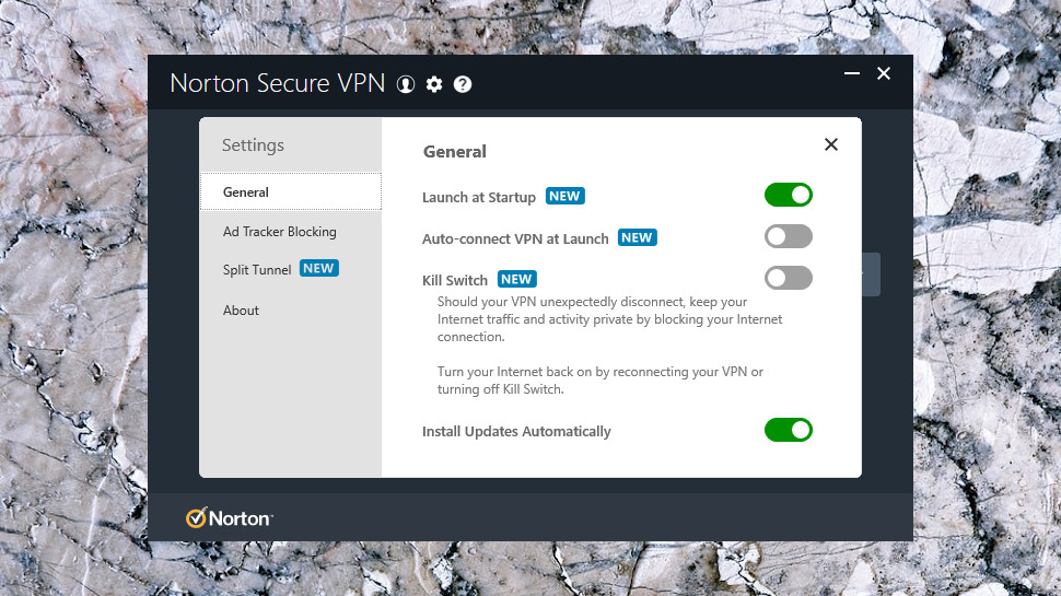 Norton Secure VPN Kill Switch