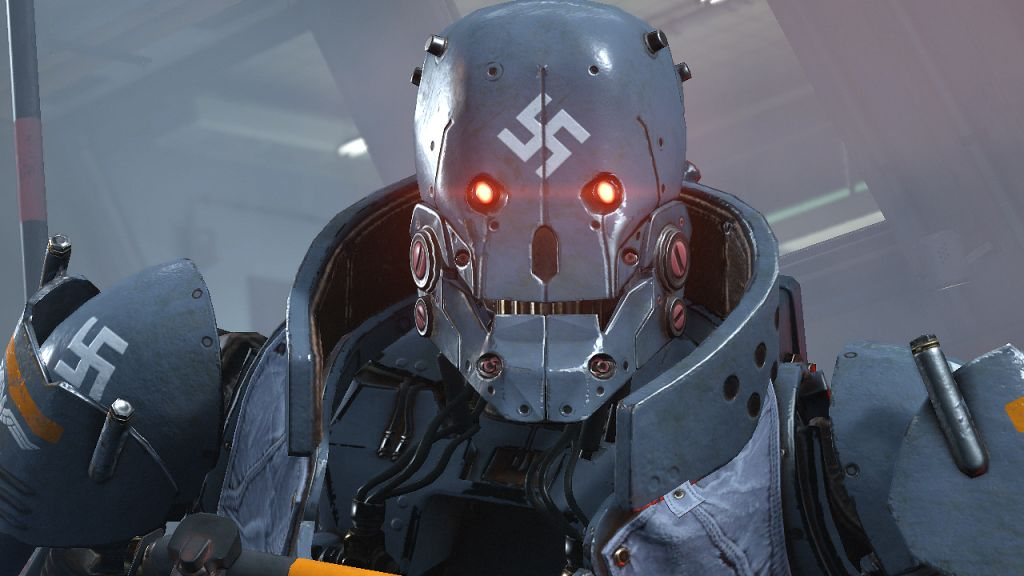 Wolfenstein II: The New Colossus Hands-On Preview @ E3 2017