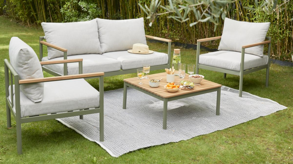 These are the B&Q garden furniture buys we have our eyes on this year
