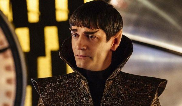 Sarek Star Trek: Discovery cbs all access