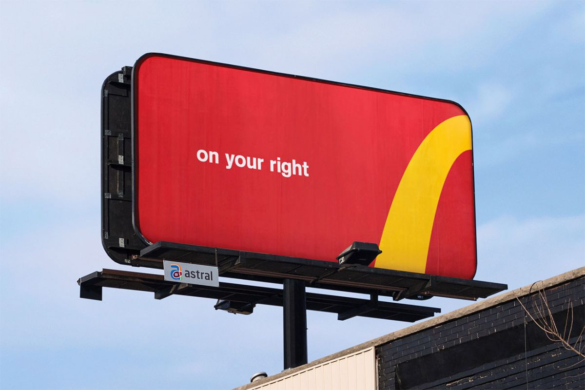 Billboard advertising: 42 traffic-stopping examples