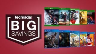 Descuentos para los mejores juegos de PS4, PC y Xbox One