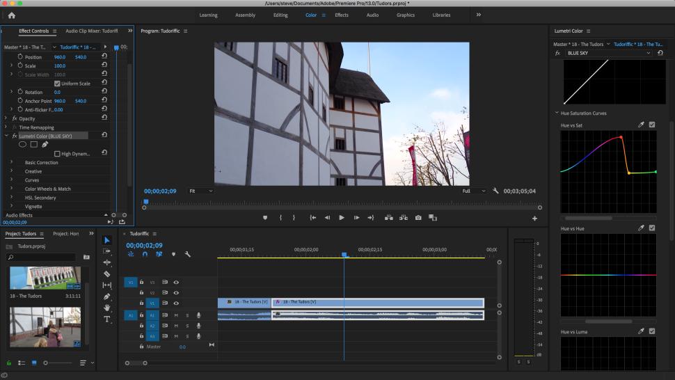 [PORTABLE] Adobe Premiere Pro CC 2019 v13.0.1.13 64 Bit - Ita
