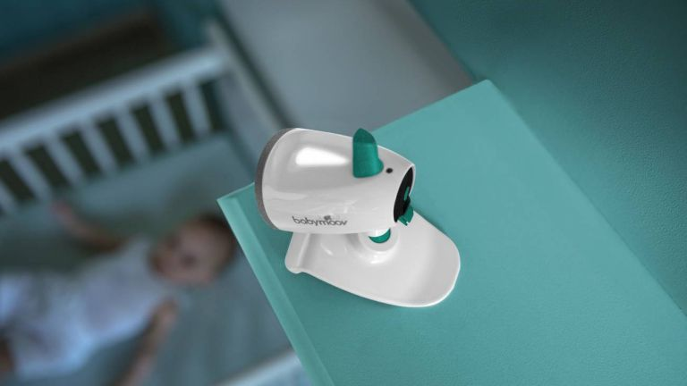 Best baby monitor: Babymoov YOO Feel Video Baby Monitor