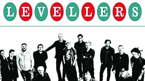 Cover art for Levellers - We The Collective album