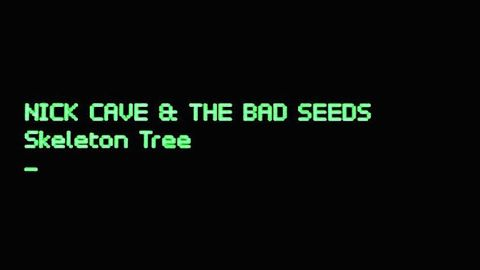 Nick Cave & The Bad Seeds Skeleton Tree album cover