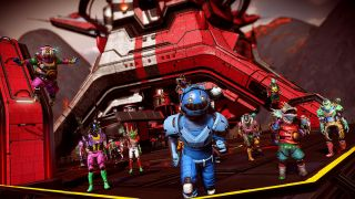 No Man's Sky: Next Generation give Xbox Series X and PS5 players free upgrades, crossplay and more
