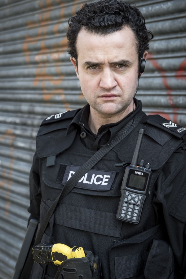 Daniel Mays in BBC Two's Line Of Duty