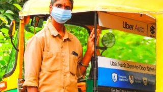 uber auto rickshaw rides