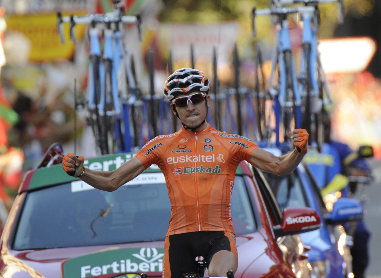 Igor Anton wins, Vuelta a Espana 2011, stage 19