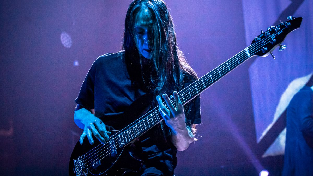 """Dream Theater's John Myung: """"There are moments when I'm playing parts live that I wish I did on the album the first time round"""""""