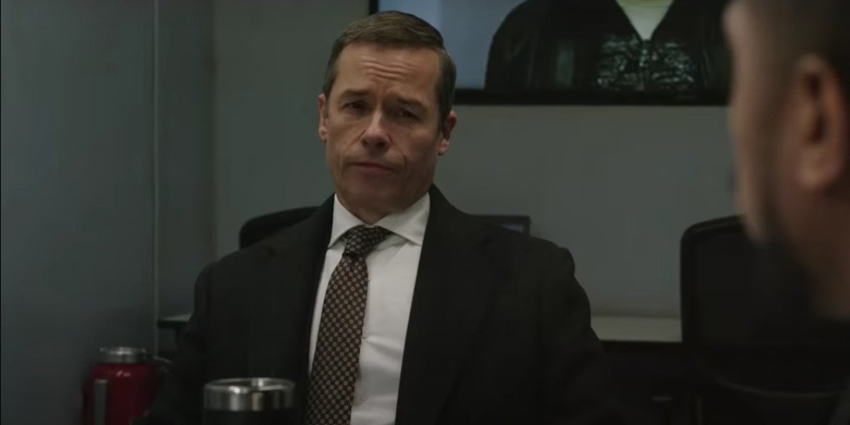 Guy Pearce in Without Remorse
