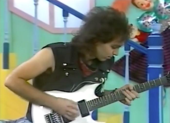 Forgotten Guitar: Joe Satriani's Saturday-Morning Jam on Australian TV | Guitarworld