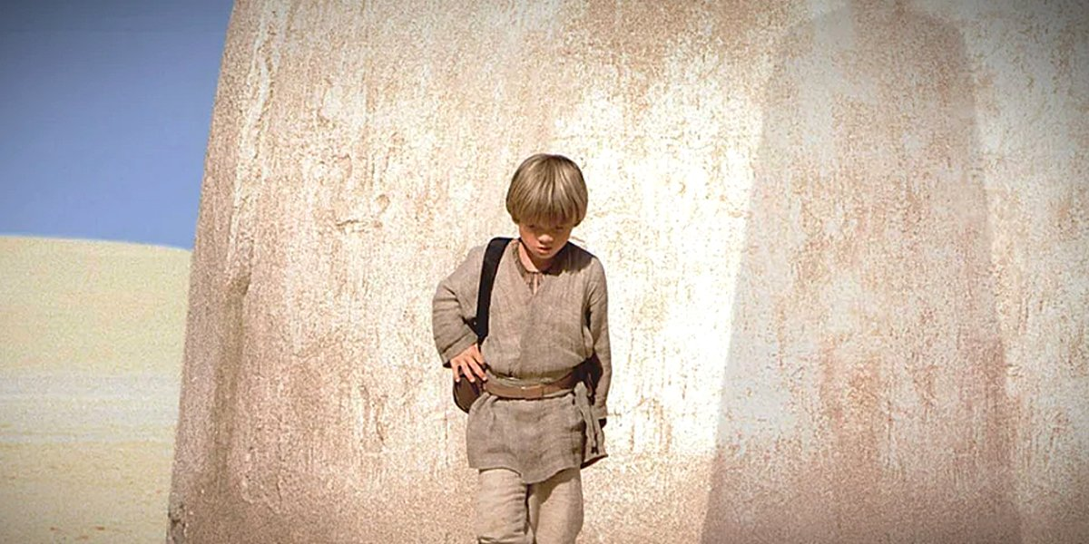 Jake Lloyd as young Anakin Skywalker The Phantom Menace poster Lucasfilm