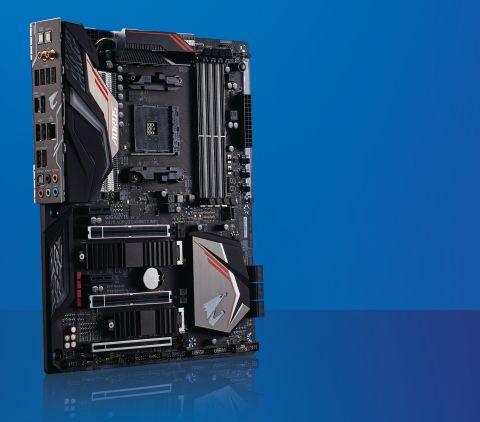 Gigabyte X470 Aorus Gaming 7 Wi-Fi review | PC Gamer
