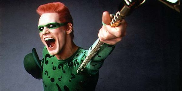 Jim Carrey As The Riddler Again? Here's What He Has To Say