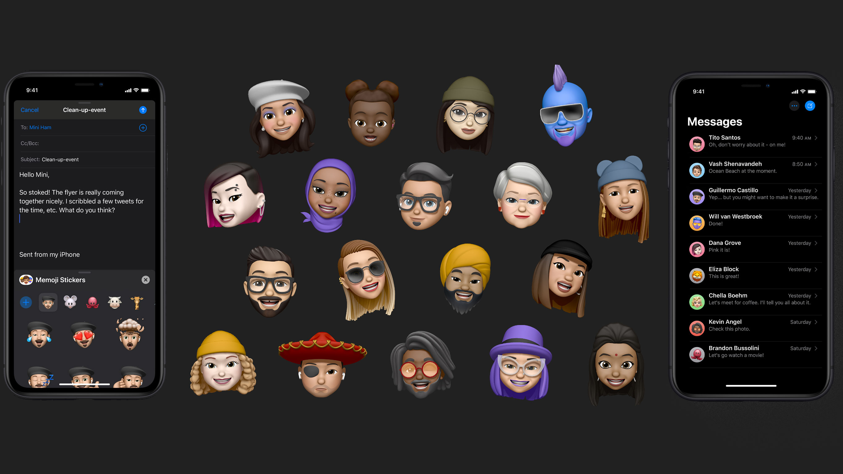 Memoji gets better in year two (Image credit: Apple)