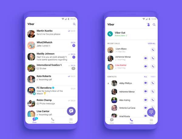 Best chat apps: Viber