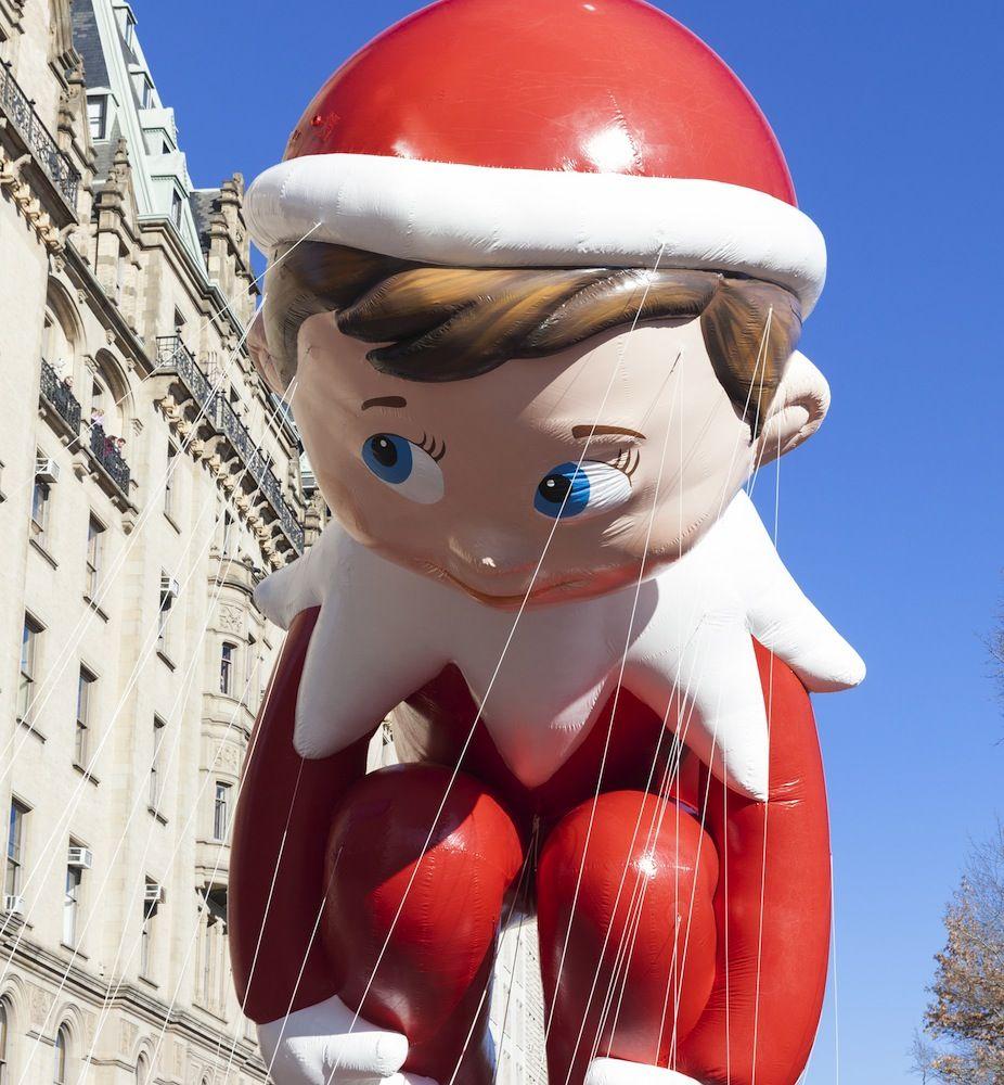 Elf on a Shelf: The Strange History of Santa's Little Helpers