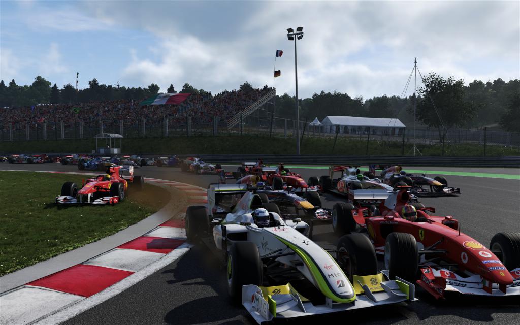 Habrá un nuevo mánager de Formula 1 de la mano de los creadores de Elite Dangerous 2