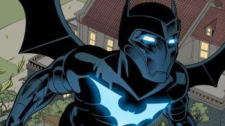 The Next Batman: Second Son