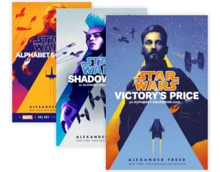 """""""Star Wars: Alphabet Squadron,"""" also known as the """"Alphabet Squadron"""" trilogy, concludes with """"Victory's Price."""""""