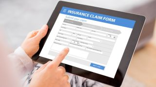 gadget insurance claim