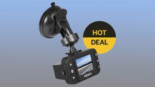 Dash cam deal alert! Save 64% on this 1080p dash cam