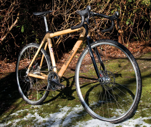 Bamboo Bikes CX Disc