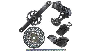 SRAM XX1 Eagle AXS DUB 12-Speed Groupset