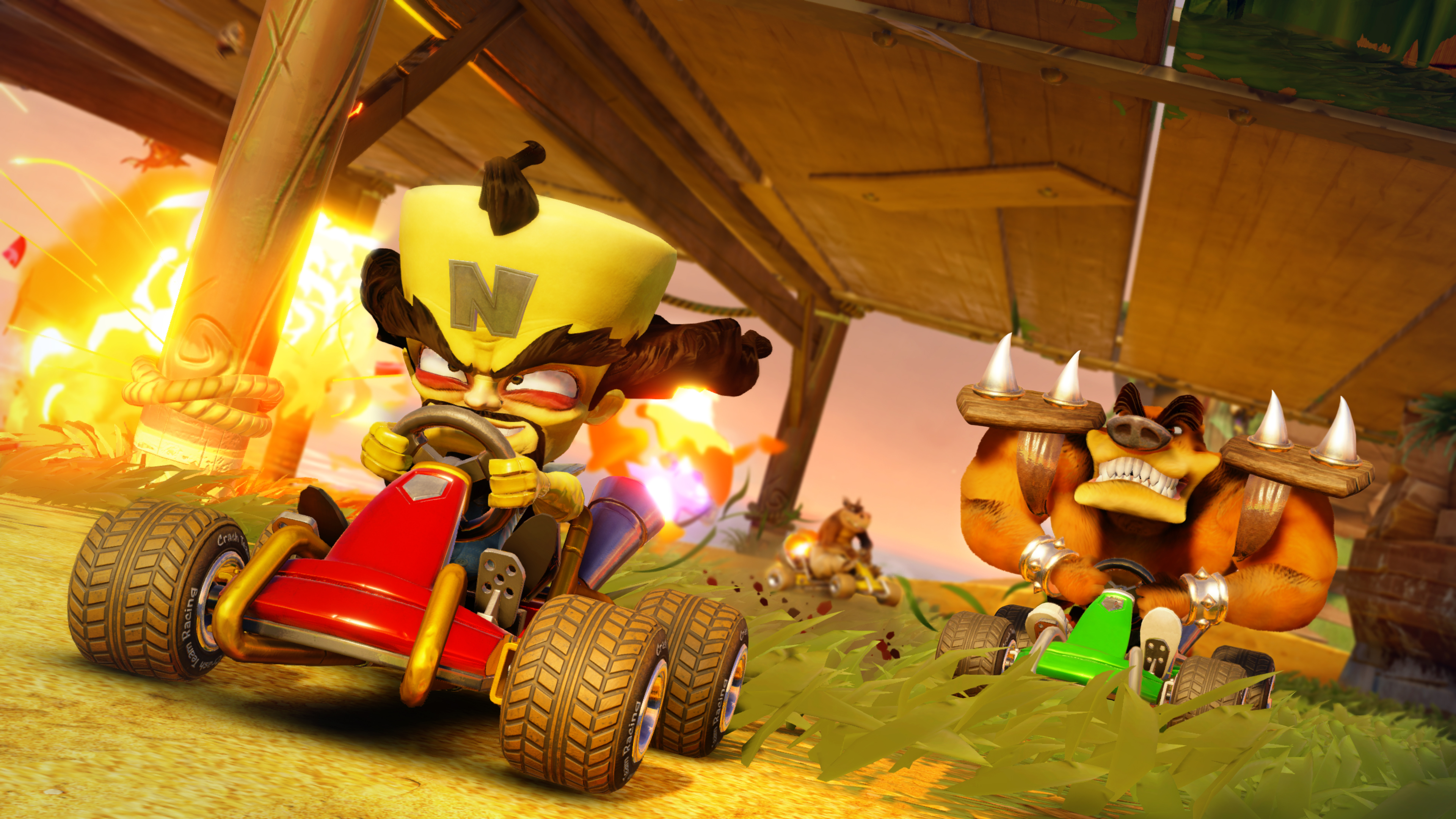 Crash Team Racing shortcuts: All the hidden paths in Nitro