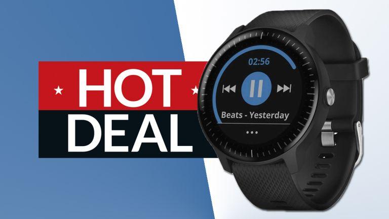 cheap Garmin watch deal Garmin vivoactive 3 music