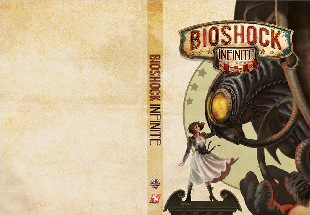 BioShock Infinite Alternate Cover Art Released #26291