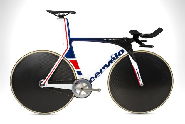 125b68e00 British Cycling unveils its  fastest ever  track bike ahead of the Rio  Olympics