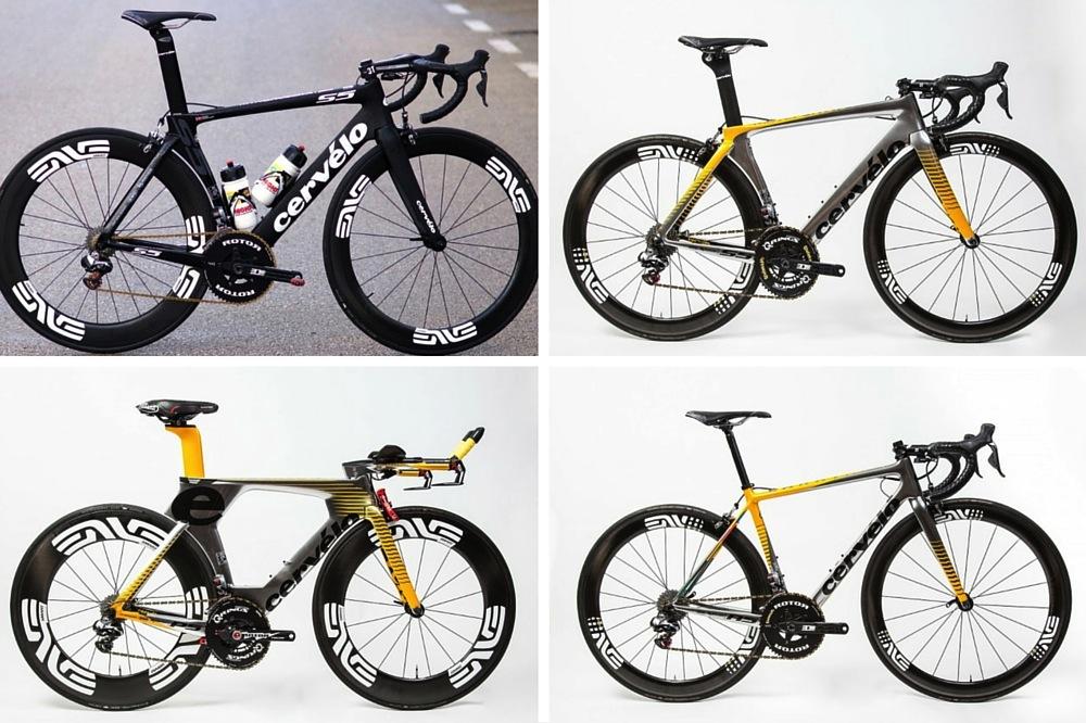 Your chance to buy MTN-Qhubeka's Tour de France bikes