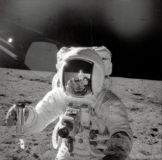 space history, nasa, EVA, Moon