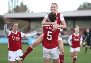 Arsenal v Everton – FA Women's Super League – Meadow Park