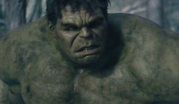 Hulk Mark Ruffalo The Avengers Age of Ultron