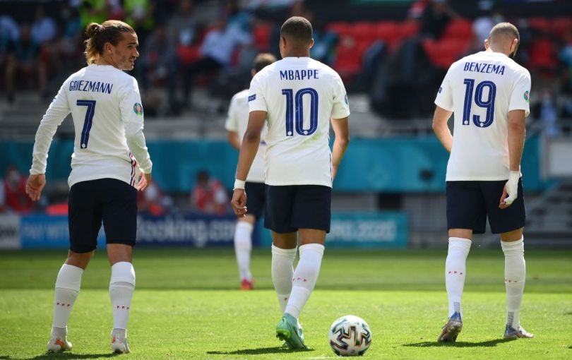 Portugal v France: Line-ups revealed for the final group match of Euro 2020