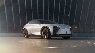 The Lexus LF-Z concept could be the basis for the new EV the company plans to release next year
