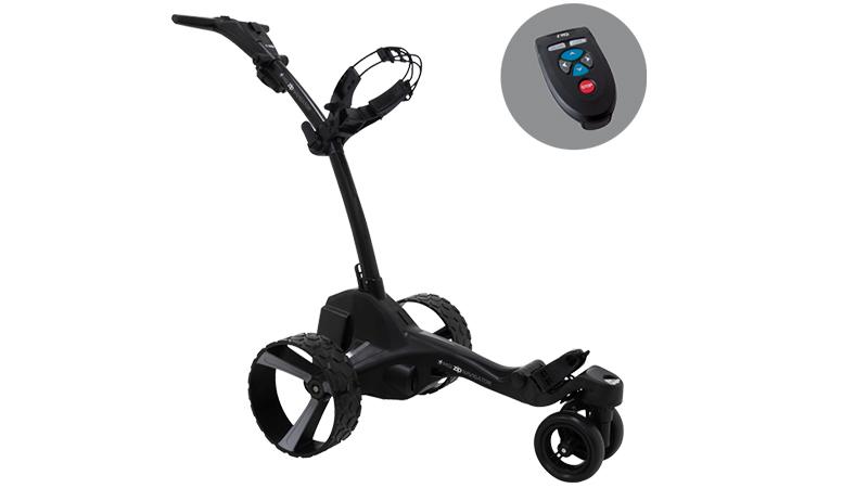 MGI Zip Navigator Remote Electric Trolley Review