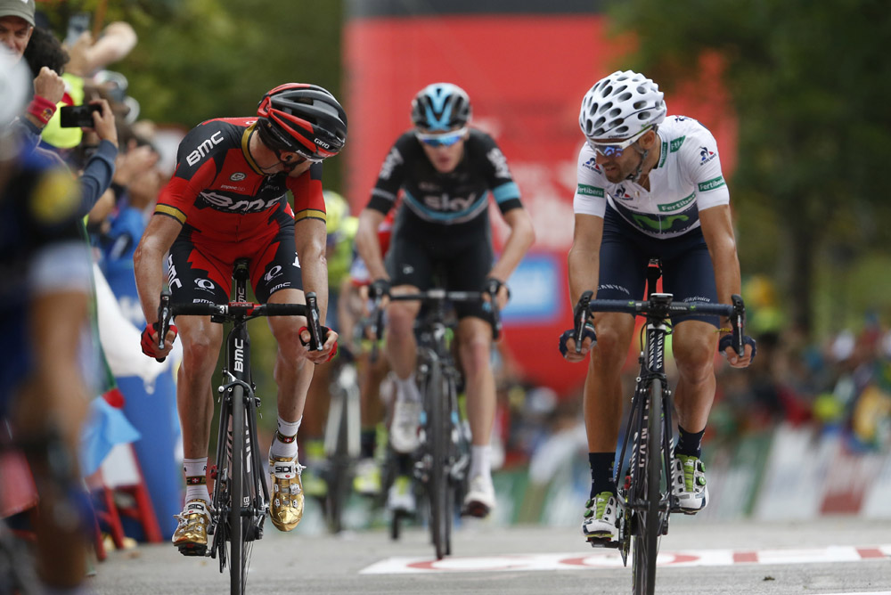 Thumbnail Credit (cyclingweekly.co.uk) Credit: Yuzuru Sunada: Chris Froome on stage nine of the 2016 Vuelta a Espana Credit: Yuzuru Sunada