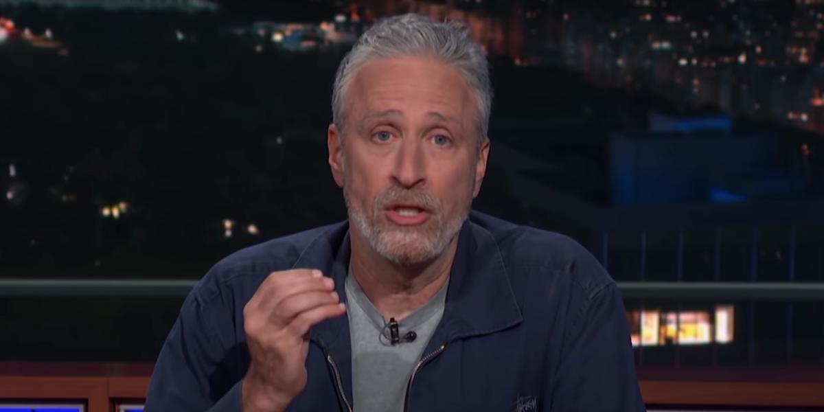 Jon Stewart Is Returning to TV
