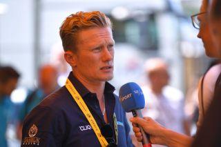 Aleksandr Vinokourov was removed as sports team principal days before the Tour de France