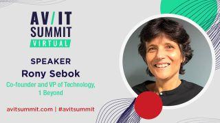 AV/IT Summit Speaker Rony Sebok