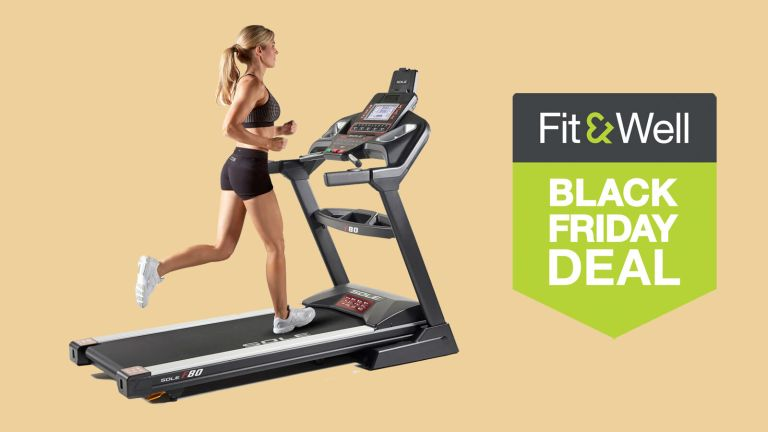 Black Friday & Cyber Monday deal save $1,200 on this top-of-the-range treadmill at Dick's