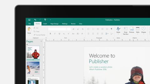 Microsoft Publisher review